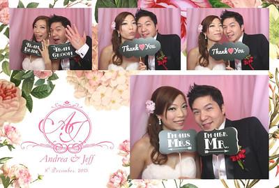 Andrea & Jeff Wedding 08th Dec 2013