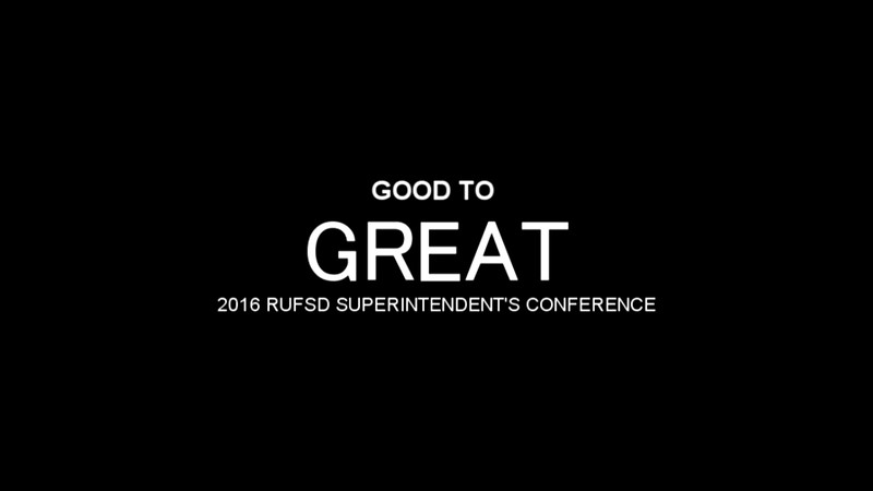 rufsd superintendets conference 2016.MP4