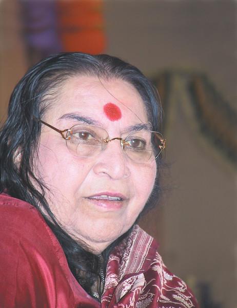 Birthday Puja, March 2003, Delhi (Anjan Upadhya photo)