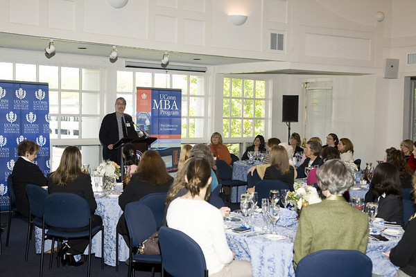 MBA 50th Anniv., Women Alumni luncheon
