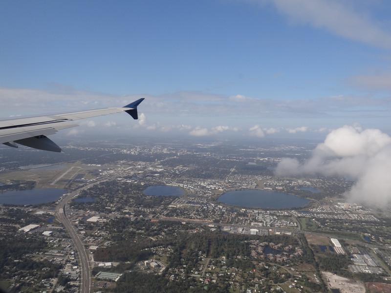 Over Florida