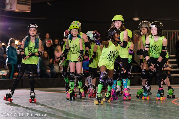 Acid Pops vs. Orange Crush (Tootsy Rollers - Positional Derby)