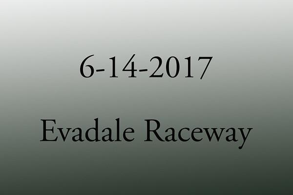 6-14-2017 Evadale Raceway 'Wednesday Night TnT'