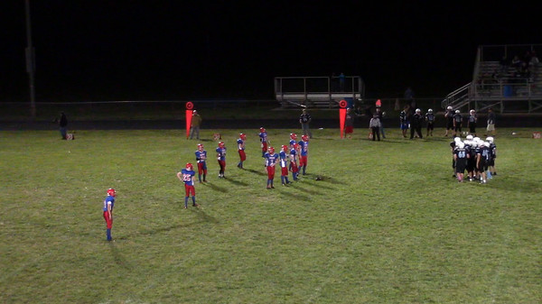 09/19/15 Pleasant Plains vs North Mac