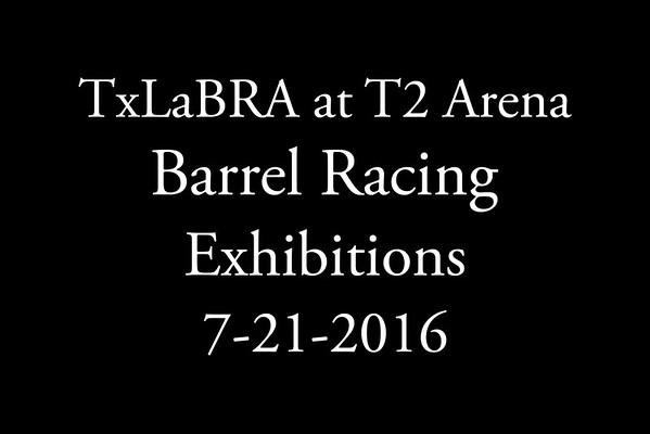 7-21-2016 TxLaBRA 'Exhibitions'