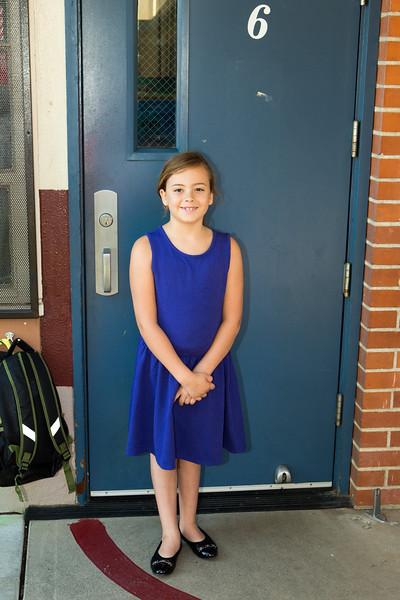 1st day 3rd grade