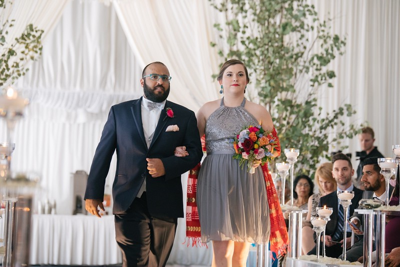 LeCapeWeddings Chicago Photographer - Renu and Ryan - Hilton Oakbrook Hills Indian Wedding -  593.jpg