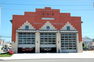 Cape May County Firehouses