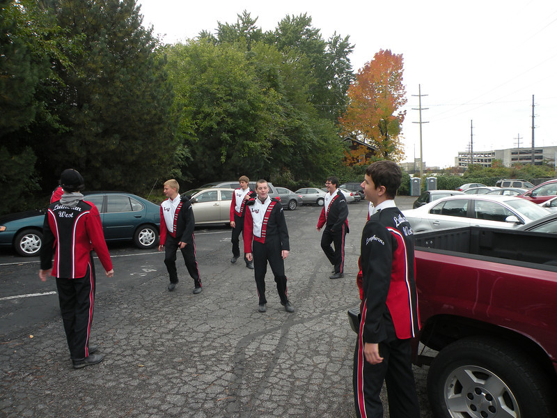 Lutheran-West-Marching-Band-At-Columbus-Day-Parade-October-2012--4.jpg