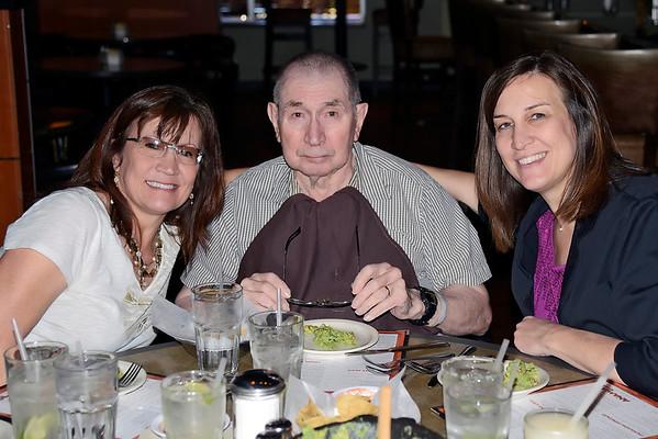 2012-11 - Louis' Birthday at Anamia's