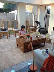 On Set for Ultra Frame Ltd.