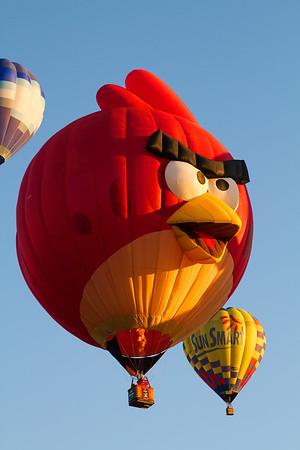 Canberra Balloon Festival 2015