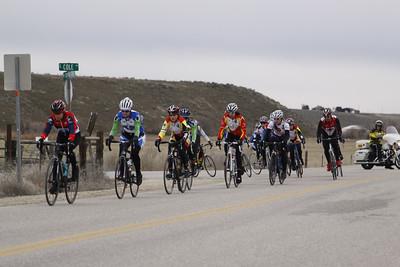 Slammer Road Race March 15, 2009