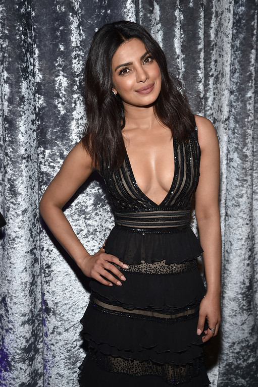 . Actress Priyanka Chopra attends the Yahoo News/ABC News White House Correspondents\' Dinner Pre-Party at Washington Hilton on April 30, 2016 in Washington, DC.  (Photo by Dimitrios Kambouris/Getty Images for Yahoo)