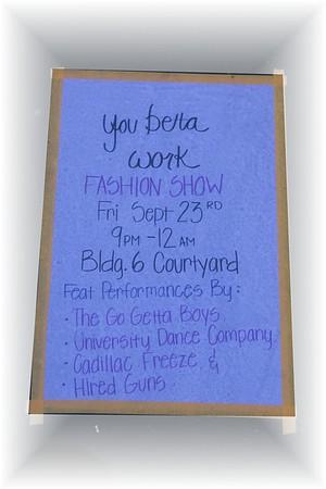 CSUSB Fashion Show by Porsha J