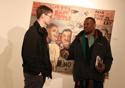 #Biko70 Lumumba Blacker than Space (Winter 2016)