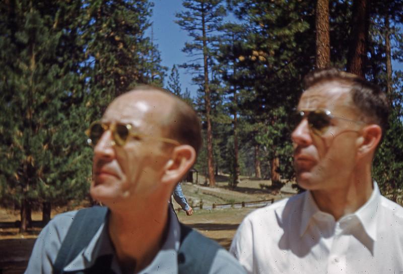 Bob and Herman 1951