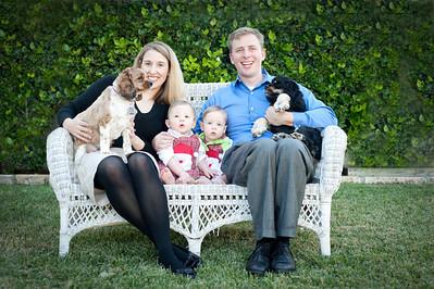 Freel Family Holiday Photos