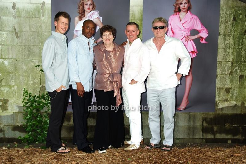 John Mason , Rasheem Riley, Jackie Rogers, Montgomery Frazier, Mike Moore photo by Rob Rich © 2008 516-676-3939 robwayne1@aol.com