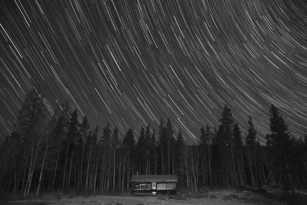 Middle Cabin Star Trail CSU