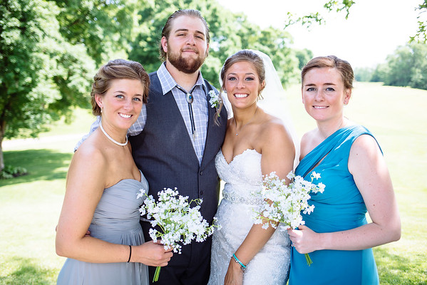 Brittany & Cole, wedding
