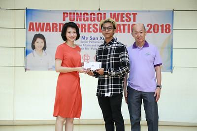 Punggol West Awards Presentation