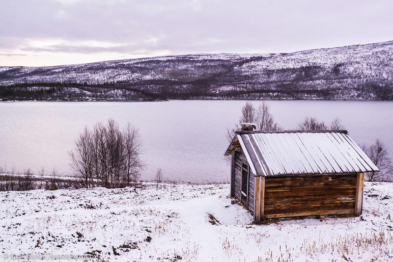 utsjoki church cottages