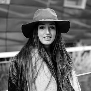 Nov 2017: NYC Street Portraits...Plus