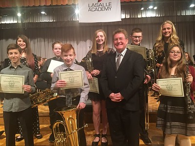 2017 IBA All-Region Honor Band