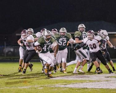 HS Football: Rocky River @Elyria Catholic 10262018