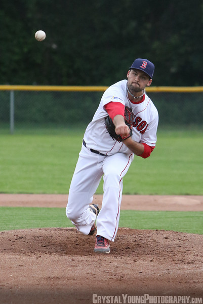 Barrie Baycats at Brantford Red Sox June 17, 2015