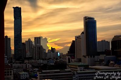 Thailand - 16th Oct 2018 (Sunset)