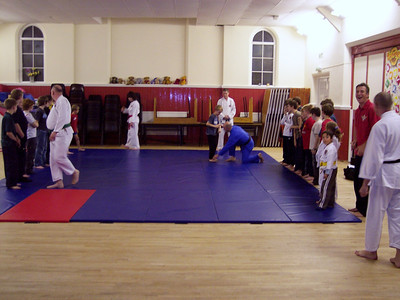 2008-11-01 Martial Arts Evening