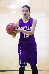 CCS Basketball at Washington, December 2