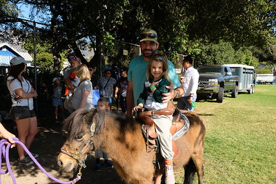 Rides, Animals at Pasadena Christian Festival