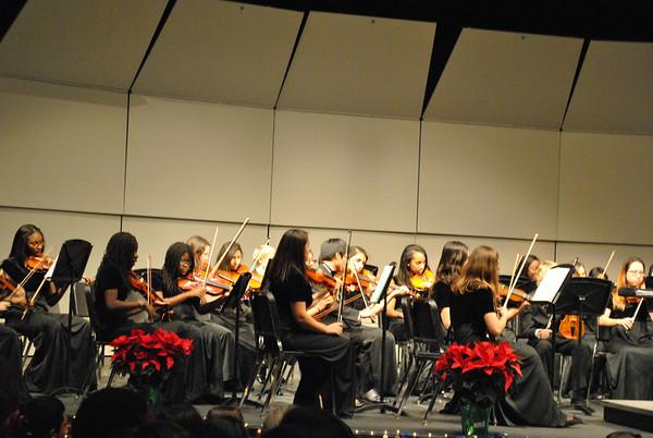 Orchestra Dec 2012