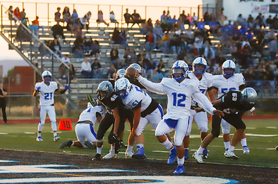 Friday Night Football: Capital Jaguars vs. Lovington Wildcats