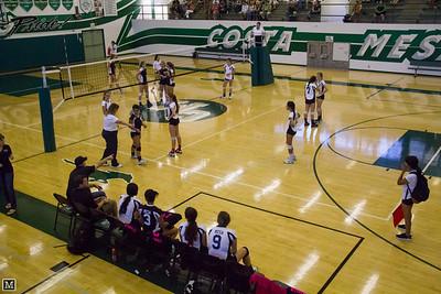 09-18-12 Volleyball vs Aliso Niguel
