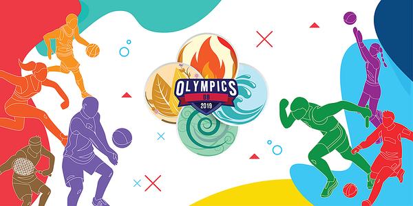 190928 | DB Olympics 2019