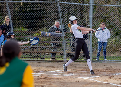 Set one: Vashon Island High School Fastpitch v Rainier Christian