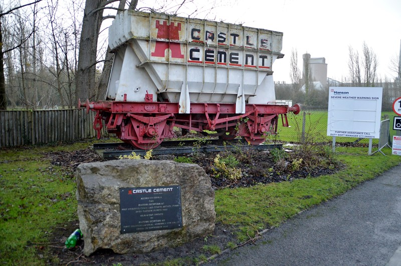 Cement Wagon No4     28/11/15