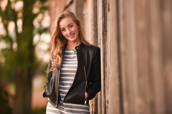 Mary Claire - Senior Session