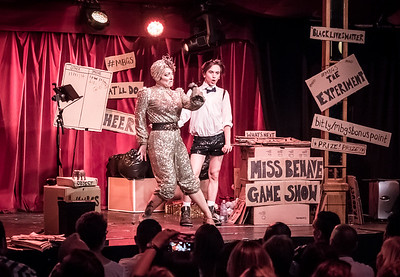 25/7/16: Miss Behave Gameshow