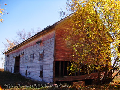 Large Wooden Grainery