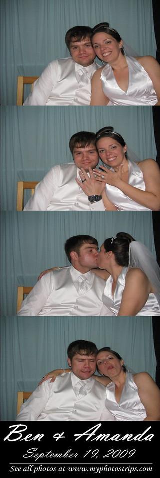 Amanda & Ben (9-19-2009)