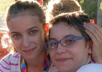 Special Olympics;   San Pedro 7-2015