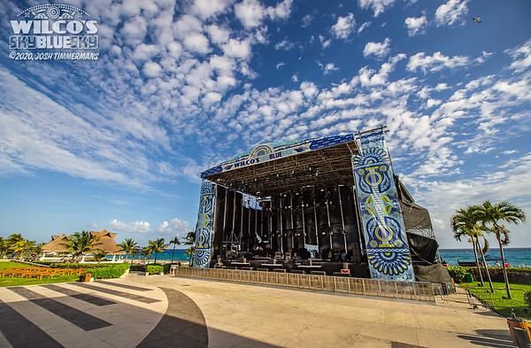 Wilco's Sky Blue Sky - 01/18/20 - Day 1