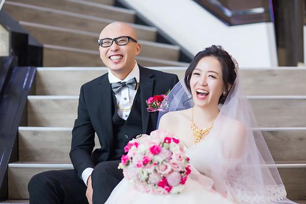 皇品國際飯店 |結婚之喜 | My Darling 寵愛妳的婚紗