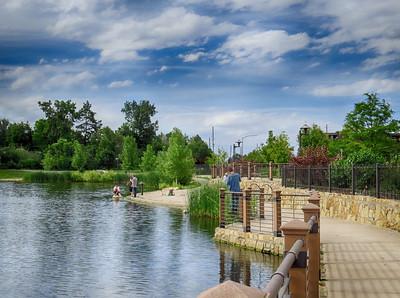 Croke Reservoir Park Nature Area
