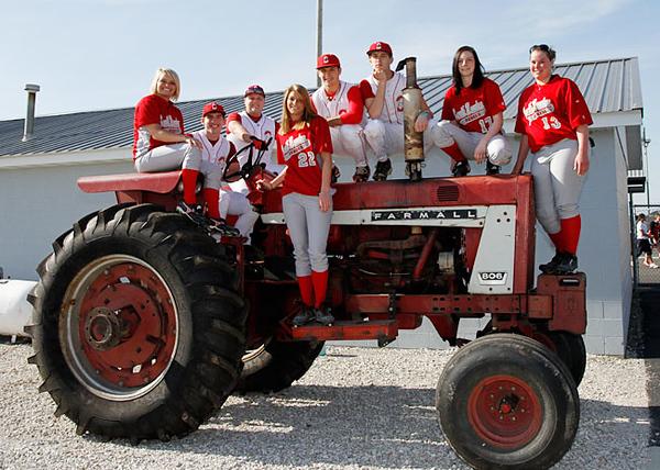 SN Baseball Team 2011